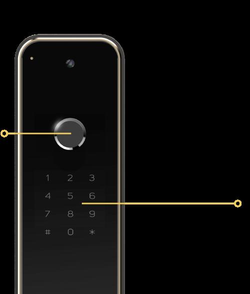 Video-door-lock-LifeSmart-Malaysia-LS099D-Unlock-01-3